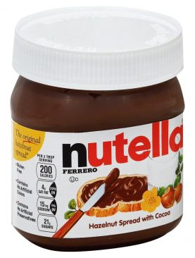 Nutella Hazelnut Spread Suppliers