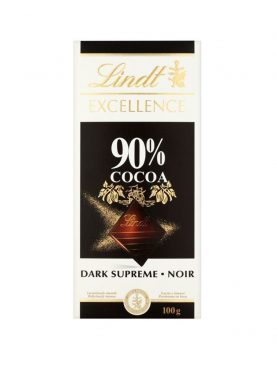Lindt Excellence Chocolate 90% Cocoa