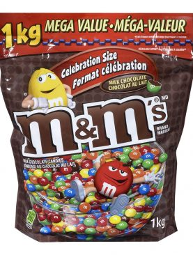 Wholesale M&MÕS Milk Chocolate Candy Bag