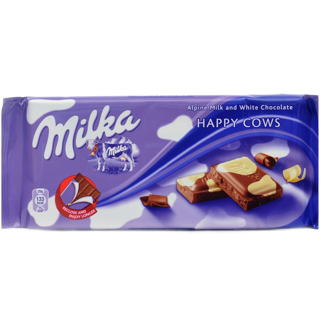 MILKA 100g Happy Cows Chocolate