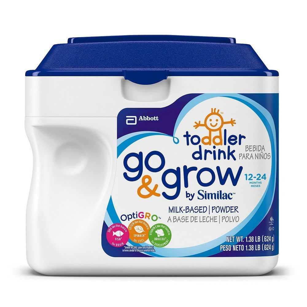 Go & Grow by Similac Toddler Milk Powder