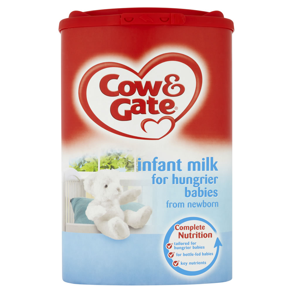 Cow And Gate Hungry Milk Powder 900G