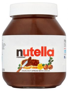 Nutella Chocolate 400g Suppliers
