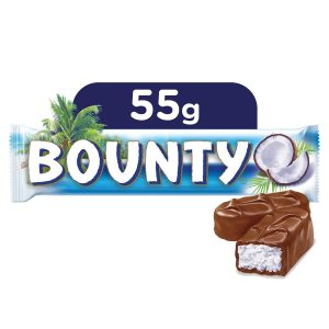 Bounty Milk Chocolate Bar Supplier