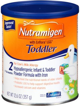 Nutramigen with Enflora LGG Toddler Formula Powder