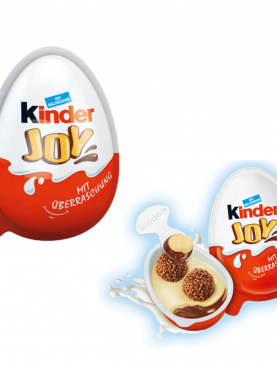 Kinder Joy Chocolate Surprise Eggs