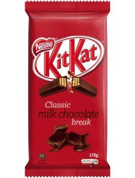 Kit Kat Milk Sharing Block