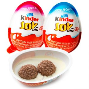 Kinder Joy Chocolate Eggs Supplier