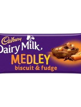 Cadbury Dairy Milk Medley Fudge