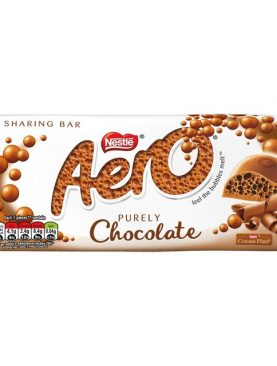 Aero Milk Chocolate Block