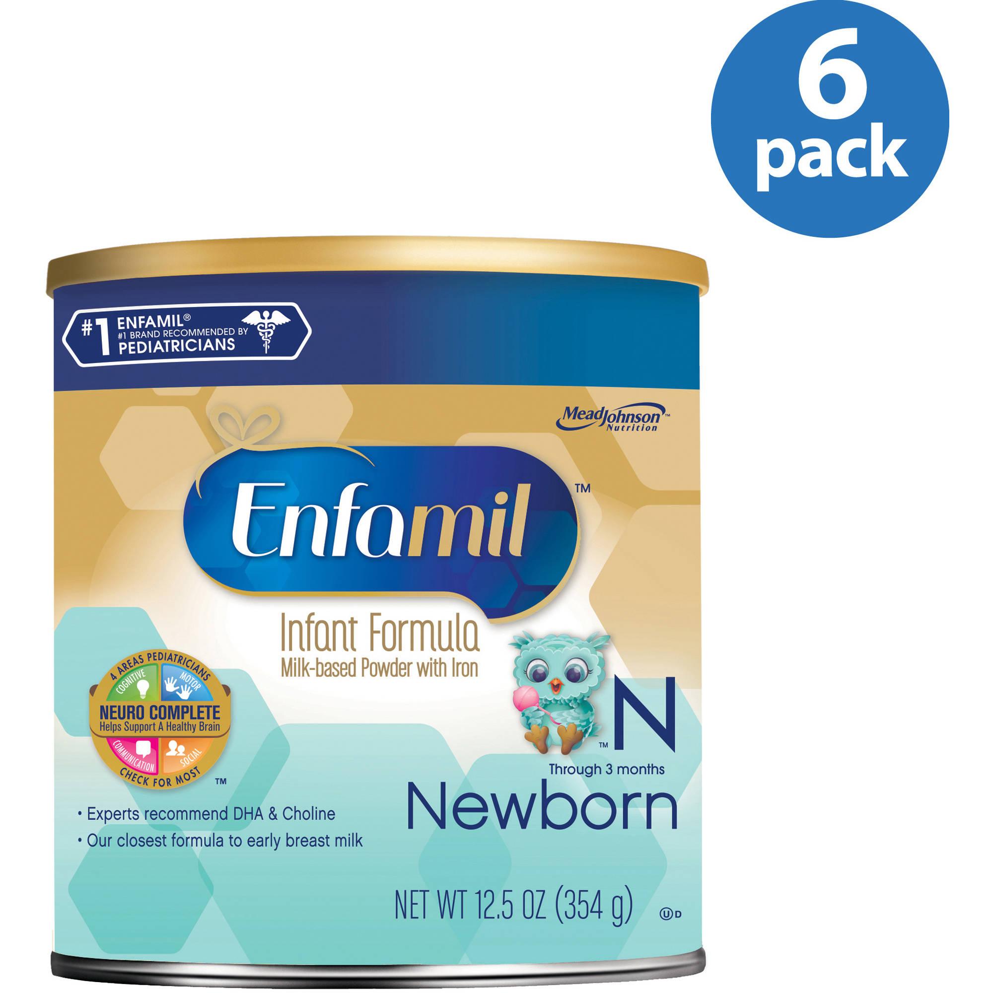 Enfamil Newborn PREMIUM Baby Formula