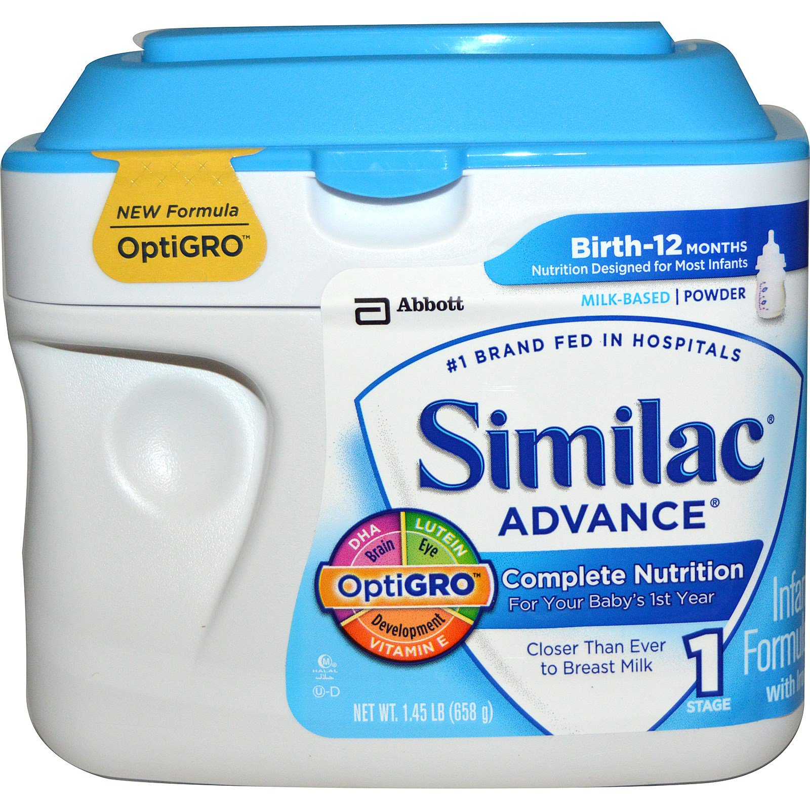 Similac Iron Fortified Infant Formula Powder