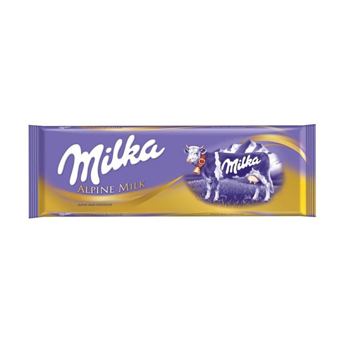 MILKA 300g Alpine Milk Chocolate