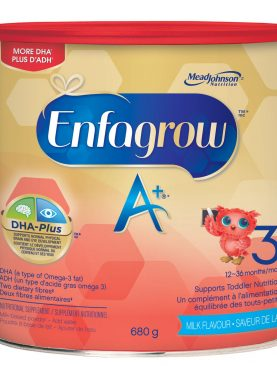 Enfagrow A+ Toddler Milk Flavour Powder