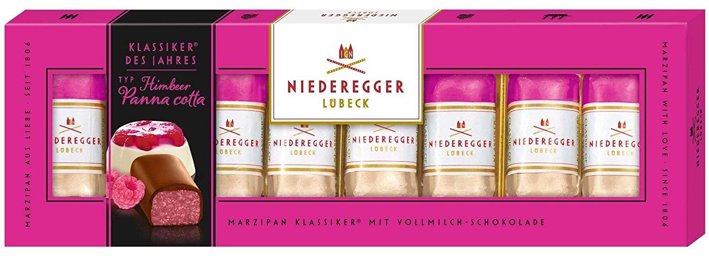 Wholesale Niederegger Classic Raspberry Panna Cotta