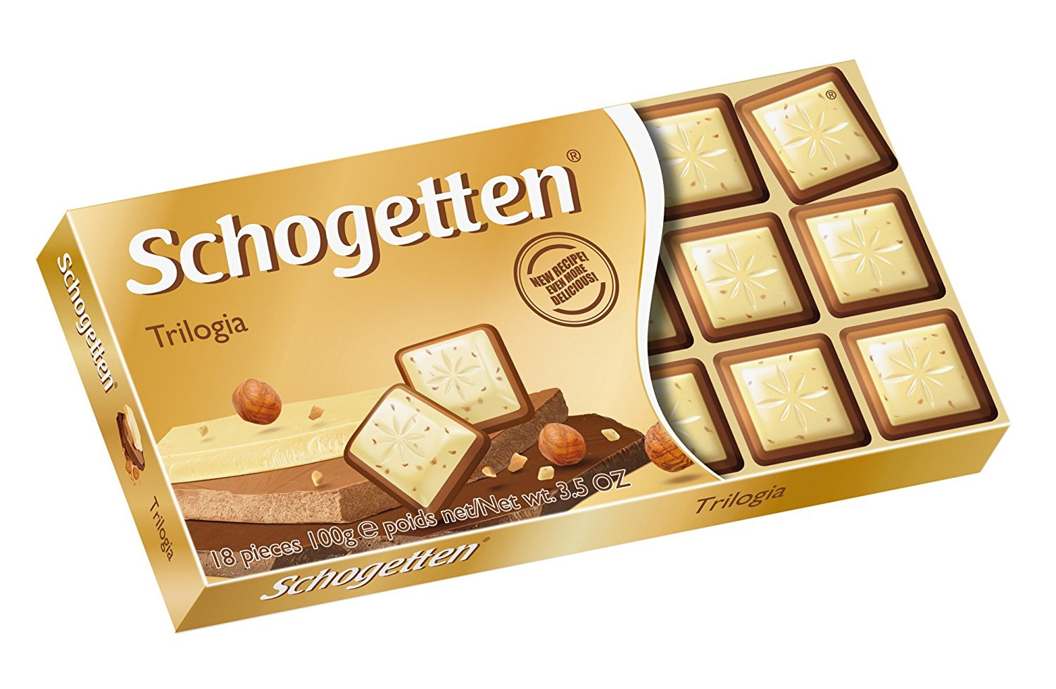 Buy Schogetten Ð Taste of the year Vanilla-Wafer
