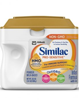 Similac Pro Sensitive OptiGro with Iron Infant Formula