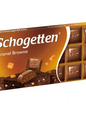 Schogetten Caramel Brownie Chocolates