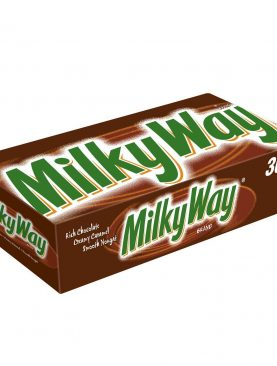 Buy MILKY WAY Milk Chocolate Full Size Candy Bars