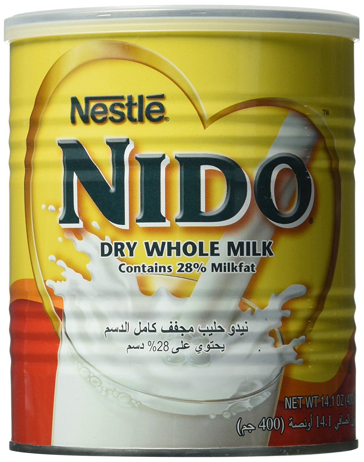 Nestle Nido Instant Dry Whole Milk Powder