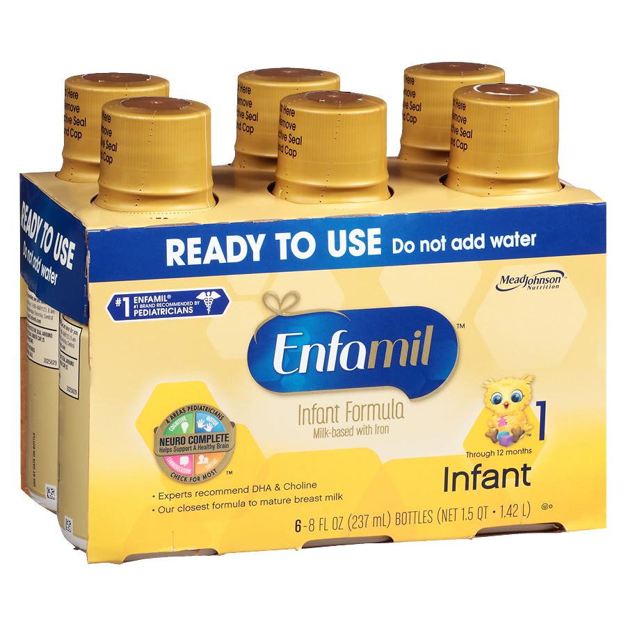Enfamil Infant Baby Formula Supplier