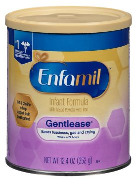 Enfagrow Toddler Transitions Gentlease Formula Powder