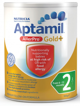 Aptamil Gold+ 2 Follow-On Formula 6-12 Months