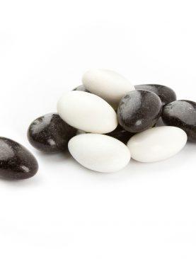Wholesale Black Tie Tuxedo Dark Chocolate Almonds Ð 5 Lb. Bag