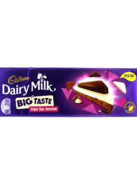 Wholesale Cadburys Fruit & Nut Standard Supply