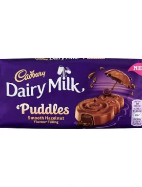 Cadbury Dairy Milk Puddles Hazelnut