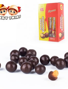 Chocolate Balls(8-Ball Tube) Bulk Ð 20 Lb. Case