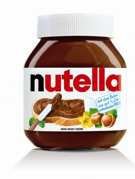 Ferrero Nutella Suppliers 350g 400g 600g