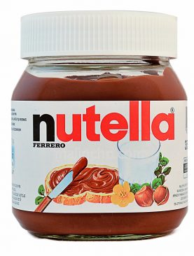 Wholesale Nutella Hazelnut Spread with Cocoa ( 350 Gms )