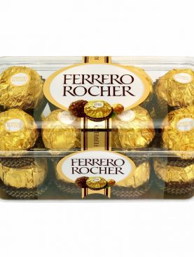 Buy Ferrero Rocher T16 200G