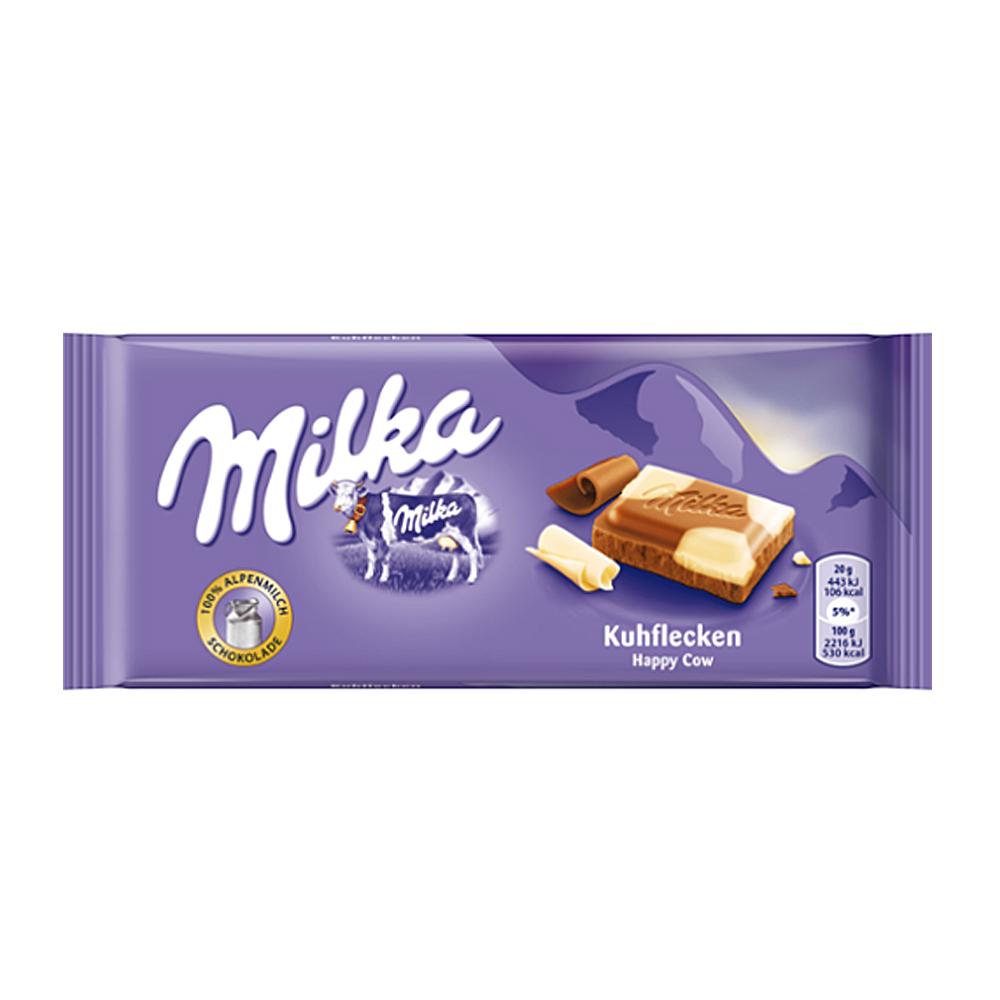 MILKA 100g White Chocolate Supplier