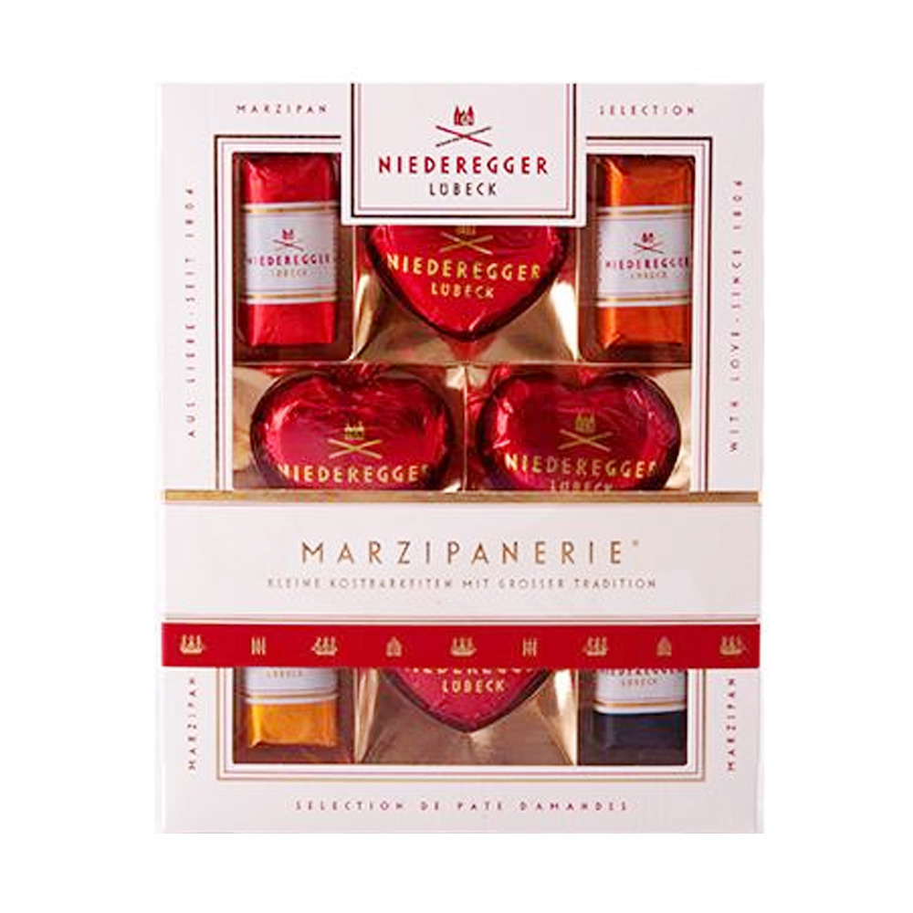 Wholesale Niederegger 400g Marzipan Assortment