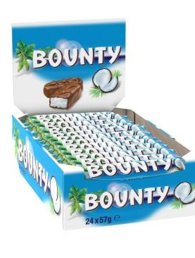 Wholesale Bounty Coconut Chocolate Bars