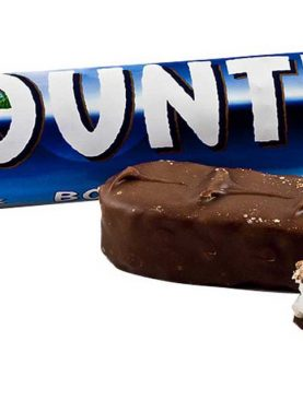 Bounty Milk Chocolate 57g Bar