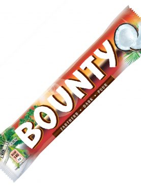 Bounty Dark Chocolate Bars (57G) X 1