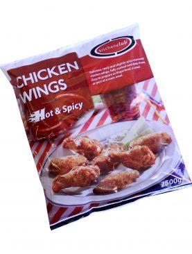 Frozen Chicken Wings Distributors