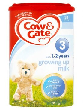 Cow And Gate 3 Growing Up Milk 1