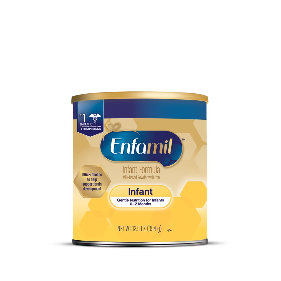 Enfamil Infant Formula, 21.1 oz. Powder Can