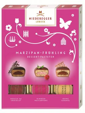 Wholesale Niederegger Niederegger Cherry Marzipan Pralines