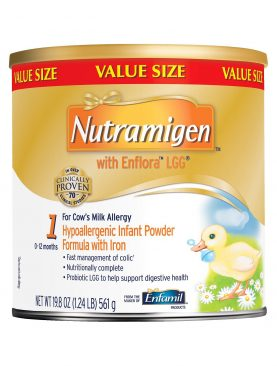 Enfamil Nutramigen with Enflora LGG Infant Formula Powder