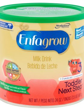 Enfagrow Toddler Next Step Vanilla Milk Drink Powder