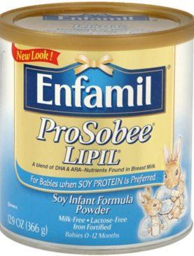 Enfamil ProSobee LIPIL Formula Powder Soy