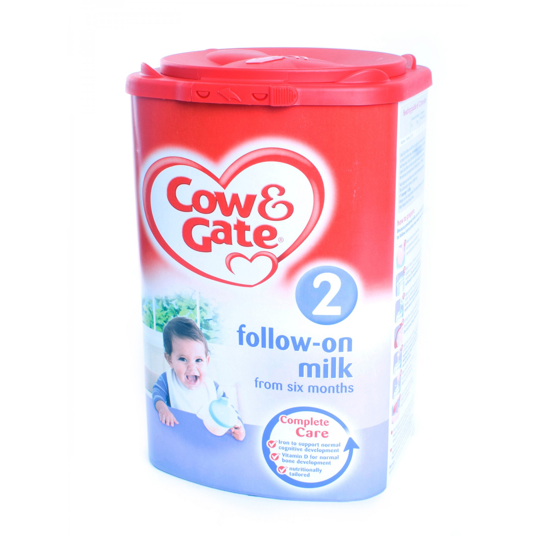 Cow And Gate 2 Follow On Milk Powder 900G