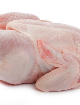Frozen Whole Chicken
