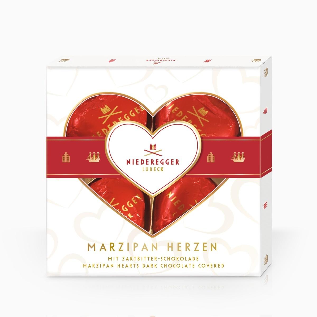 Wholesale Niederegger Niederegger Marzipan Hearts