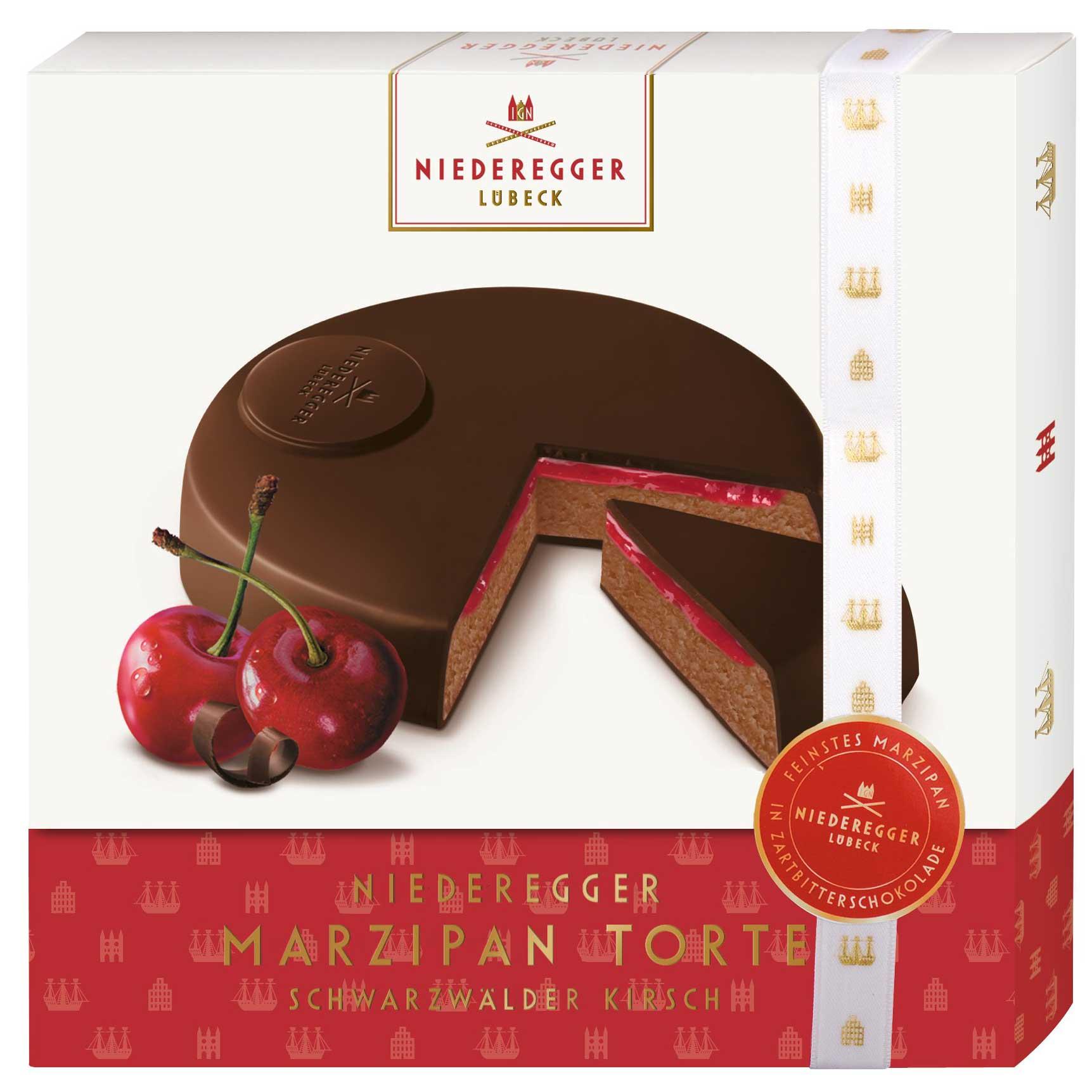 Buy wholesale Niederegger Niederegger Cherry Marzipan Pralines